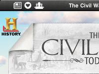 The Civil War Today - Broadsheet 1