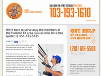Ac Repair Humble TX website: www.aeaintl.com