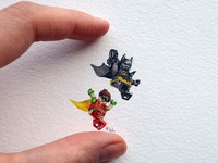 LEGO || Batman & Robin