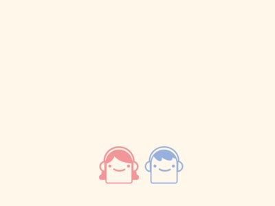 Listen together mock-up app device icon typography graphic illustration logo