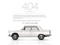(Peugeot) 404 error page