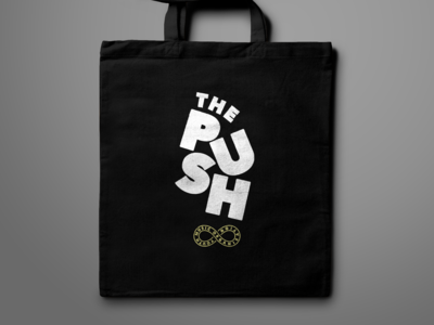 The Push - Tote bag