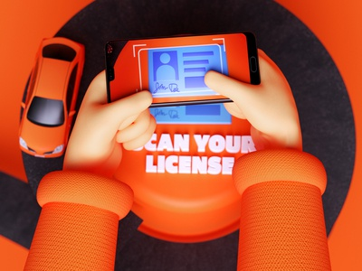 Scan your License!