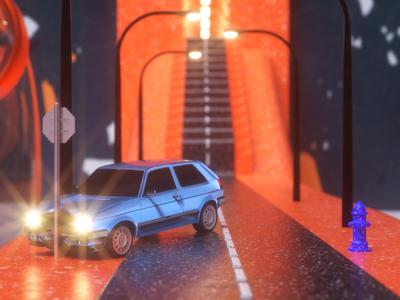 "Animated Reviews - ""BAD DRIVER"""