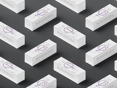 Personal Brand vector design typography branding logo