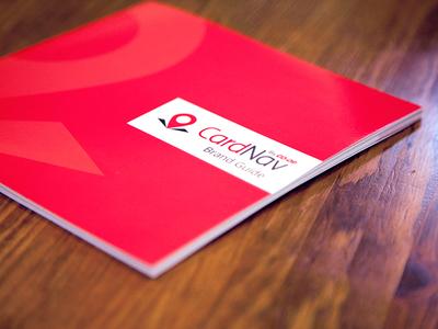 CardNav Brand Guide Book
