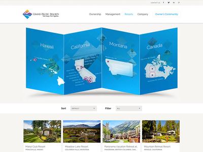 Grand Pacific Resorts - Interior