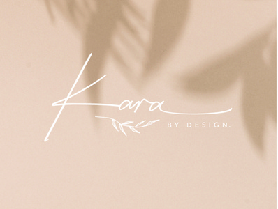 Designer Logo typography logo design branding