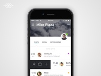 Day 012 | Concept Chat App UI