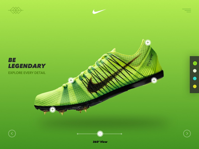 Day 016 | Nike Flywire - Be Legendary