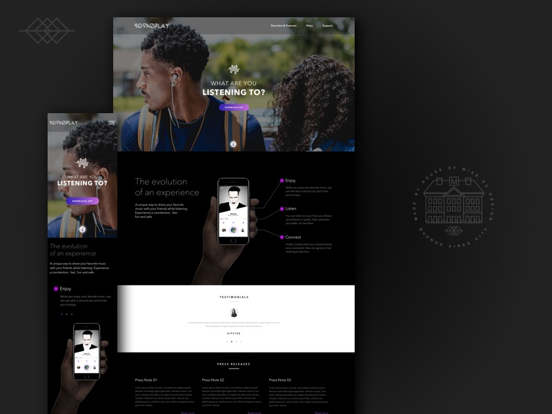 Day 028 | Product Landing page