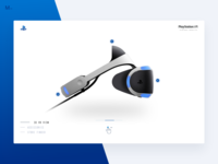 Playstation Vr - 3D Product View