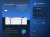 Realestateco.in - ICO Landing Page