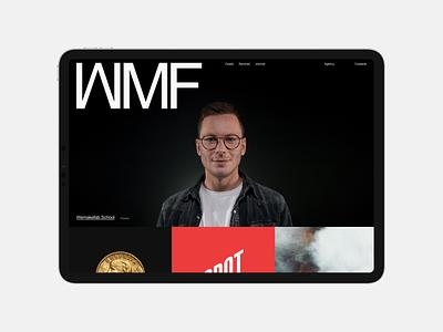 Wemakefab – новый стиль black web design website design web corporate ui ux digital website webdesign