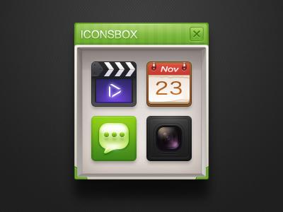 Iconsbox