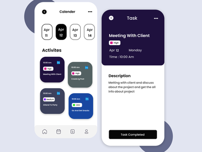 Calender app ui brand design uidesigner app design app uiux app ui uxdesign ux ui uiux user experience uidesign design calender app ui calender design branding