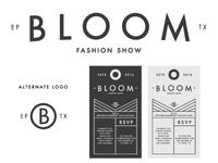 Bloom (Option 3) Chosen Logo