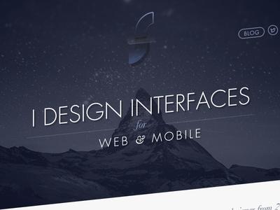 Portfolio Website portfolio designer