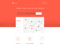 LocaPin Landing Page