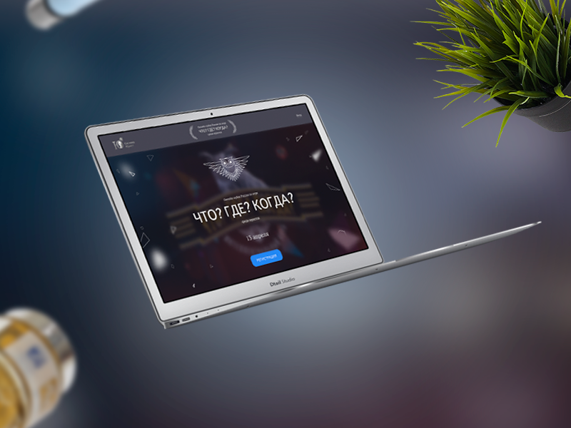 TV Show promo page MockUp Sketch For Free tv show promo page mockup sketch for free