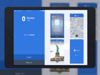 UI for Oculus App