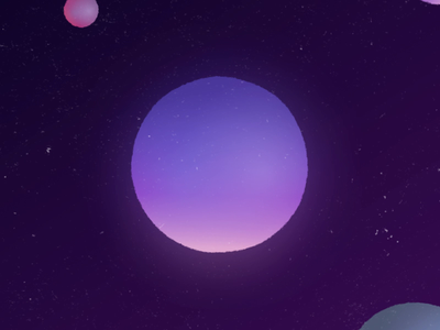 Welcome to NotAlone sturtup space animation hand drawn app
