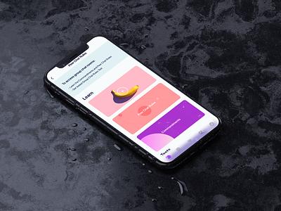 NOTALONE App minimalistic google facebook messanger ux ui app design