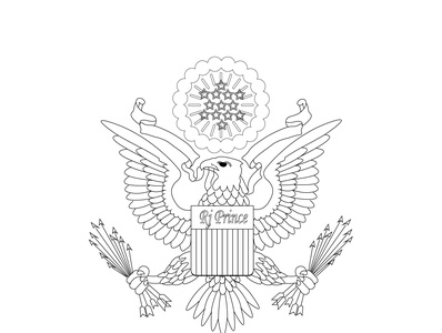 Illustration (design by rj prince) icon illustration design