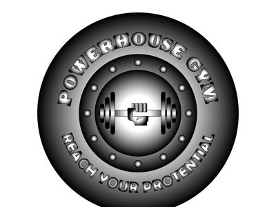 Powerhouse Logo Design (design by rj prince ) logo design branding icon