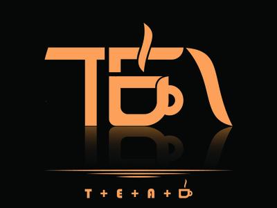 TEA Logo Design (design by rj prince) illustration logo icon