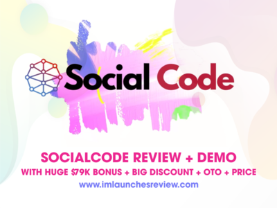 SocialCode Review - Should I Get SocialCode Software? social code otos social code otos
