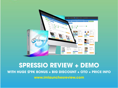 Spressio Review - Should I BUY Spressio Software? spressio download spressio download