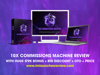 10X Commissions Machine Review - Should I BUY This Method? 10x commissions machine download 10x commissions machine download
