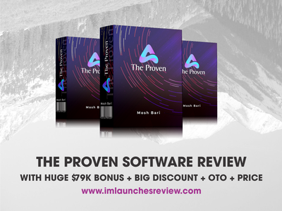 The Proven Review - Should I BUY The Proven Software? the proven software reviews the proven software reviews