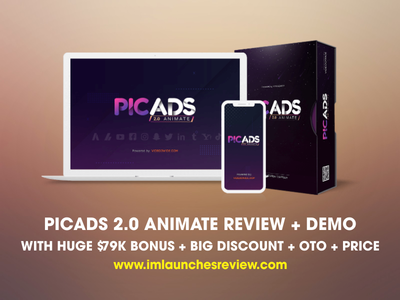PicAds 2.0 Animate Review - Should I BUY This Package ? picads 2.0 animate download picads 2.0 animate download