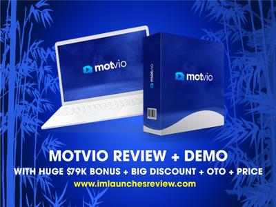 Motvio Review - Should You BUY Motvio Software ? motvio download motvio download