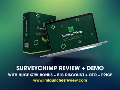 SurveyChimp Review - Should I Buy This Software? survey chimp otos survey chimp otos