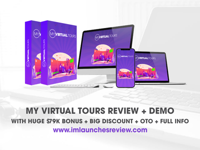 My Virtual Tours Review + $79K Bonus + 90% OFF + OTOs myvirtualtours otos myvirtualtours otos