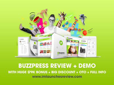 BuzzPress Review - Does BuzzPress Really Works ? buzzpress download buzzpress download