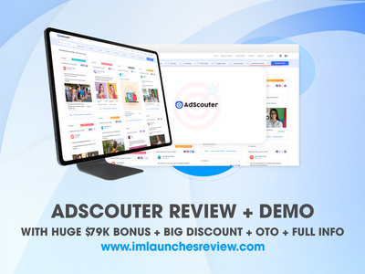 AdScouter Review - Does It Really Worth Your Cash ? adscouter download adscouter download