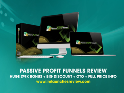 Passive Profit Funnels Review - Should You BUY It ? passive profit funnels download passive profit funnels download