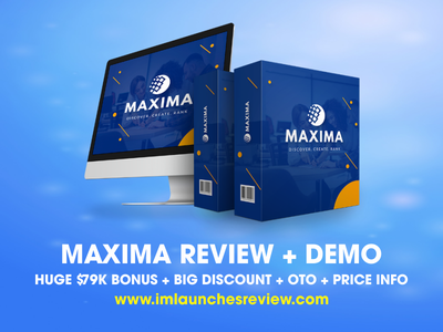 Maxima Review - Does It Really Worth Your Cash? maxima download maxima download