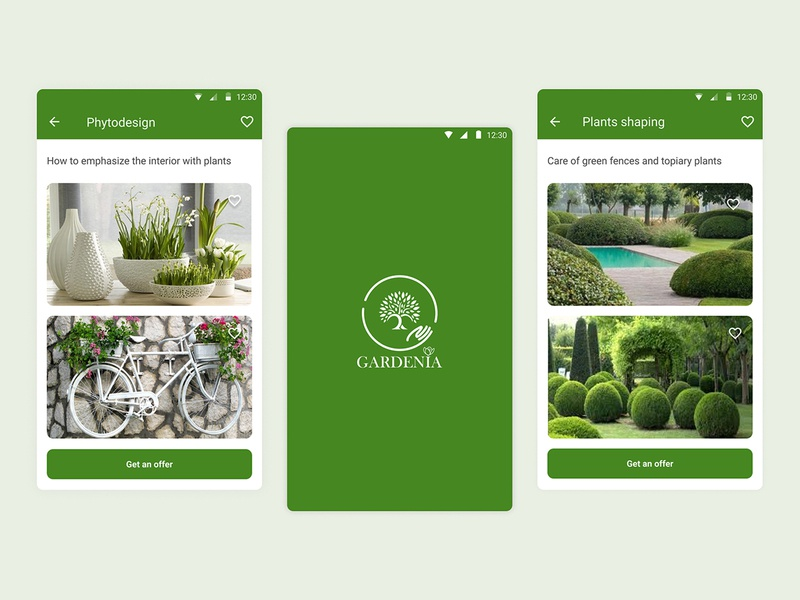 Gardenia landscape design gardener garden care garden landscape design