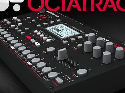 Octatrack feature unveiling elektron octatrack web dark