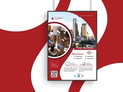 FLYER / POSTER business card menu catalog design booklet modern minimalist flyer design logo poster design poster brochure design graphic designer design graphic brochure flyer graphic design