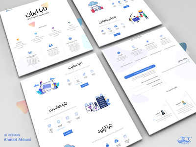 Digital Agency Landing page Design web designer website web website design web design webdesign elementor ahmadabba30 abba30 landing page landing startup