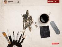 Konami - Metal Gear Art Studio