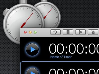 Chronology for Lion mac desktop ui app
