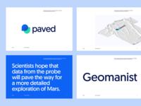 Paved ― Brand Exploration