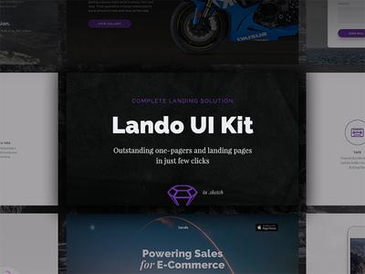 Meet Lando UI Kit